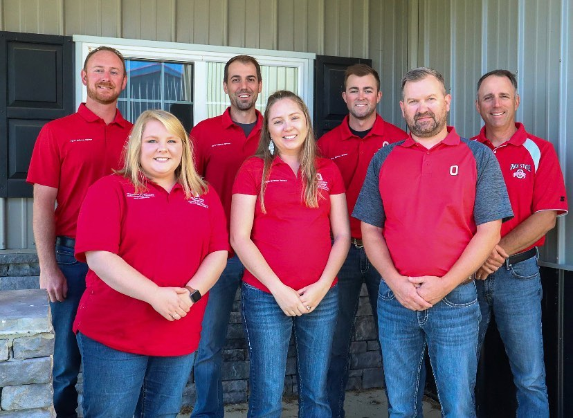Farm Science Review Staff Photo