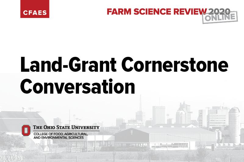 2020 Land-Grant Cornerstone Conversation