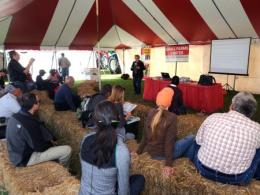 Organizers thinking big for Farm Science Review's Small Farm Programs