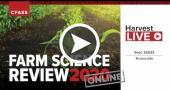 Farm Science Review Harvest LIVE - Soybean Harvest